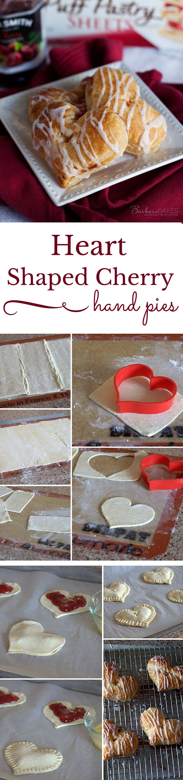 Heart-Shaped-Cherry-Hand-Pies-Collage-4-Barbara-Bakes
