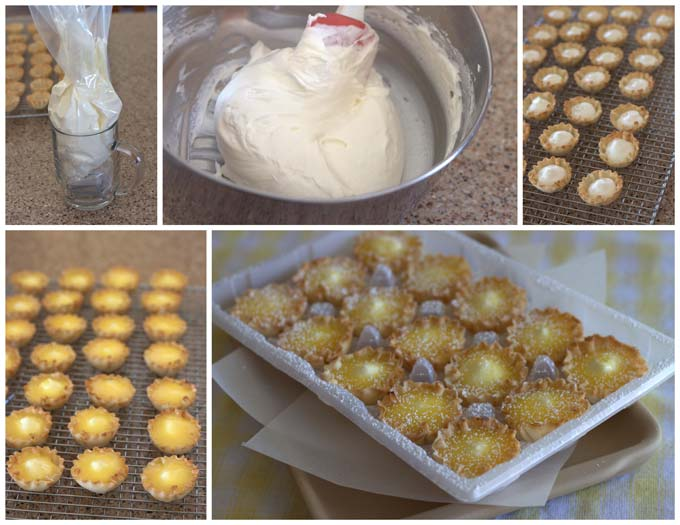 No-Bake-Lemon-Cheesecake-Bites-Collage-Barbara-Bakes