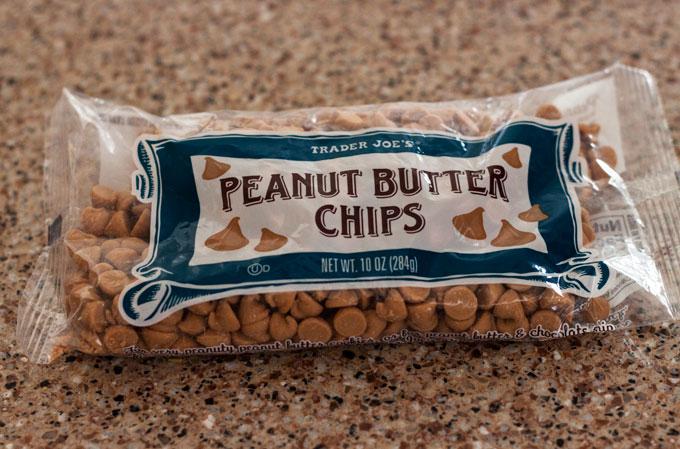 Peanut Butter Chips from Trader Joe\'s