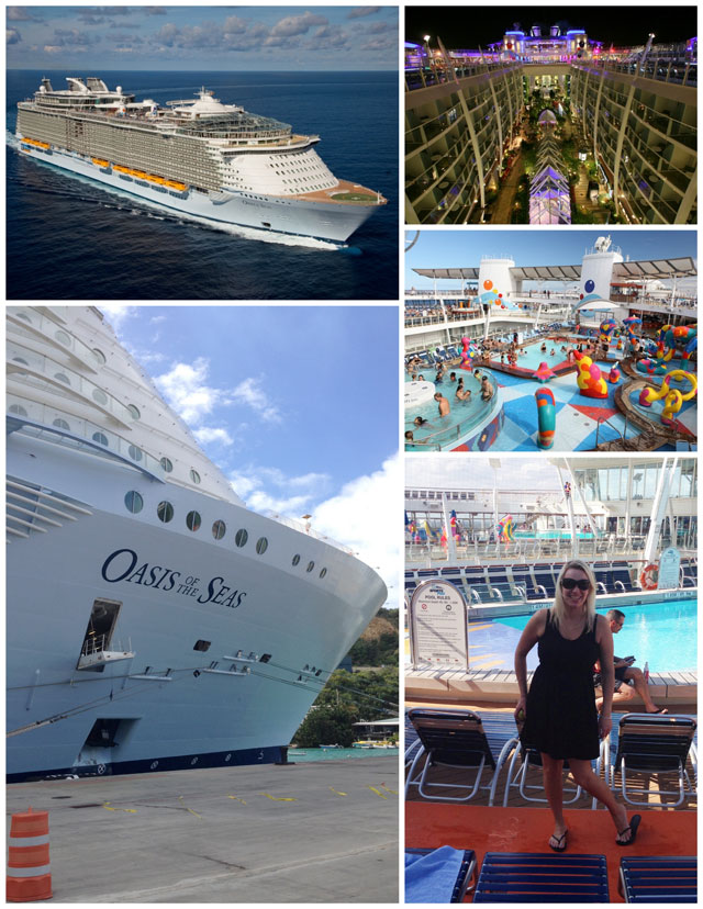 Collage of Click Retreat Caribbean aboard the Oasis of the Seas