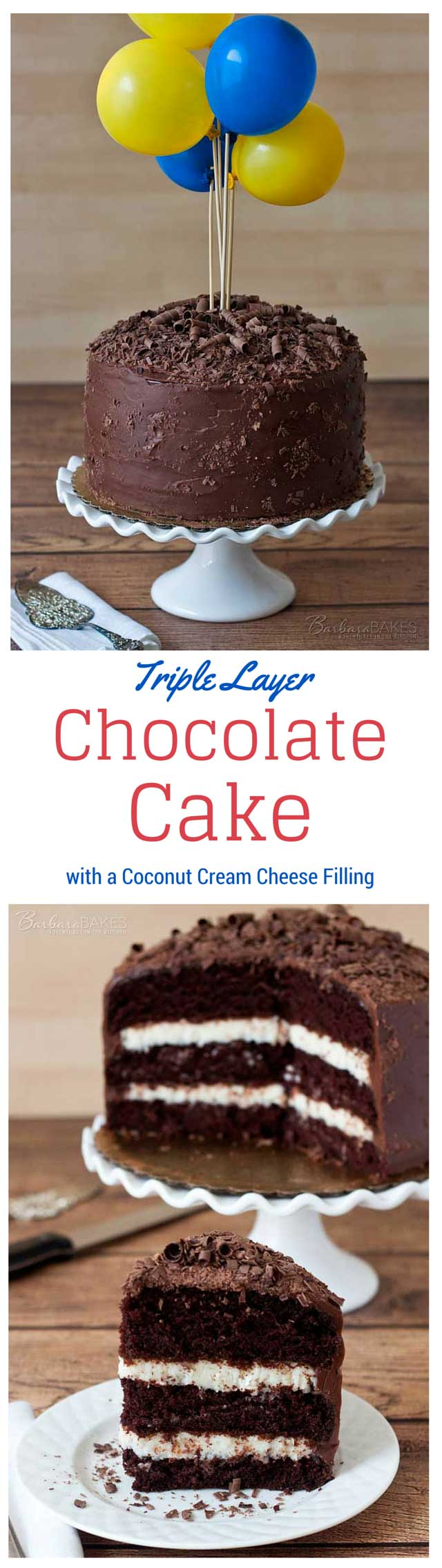 Triple-Chocolate-Layer-Cake-with-Coconut-Cream-Cheese-Filling-Collage