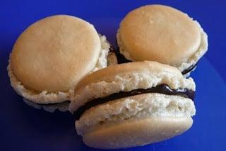 Chocolate Macaron - A Mac Attack