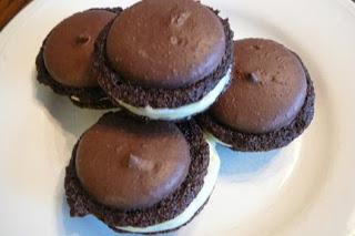 Chocolate macs Take 2