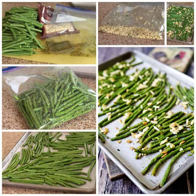 Roasted-Green-Beans-With-Almonds-Collage