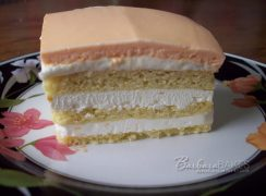 Featured Image for post Daring Baker Creamsicle Opéra Cake