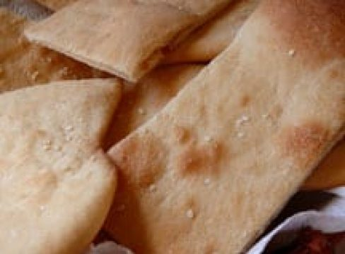 Featured Image for post Daring Baker Lavash Crackers