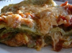 Featured Image for post Daring Bakers Spinach Lasagna