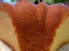 Featured Image for post Cream Cheese Pound Cake