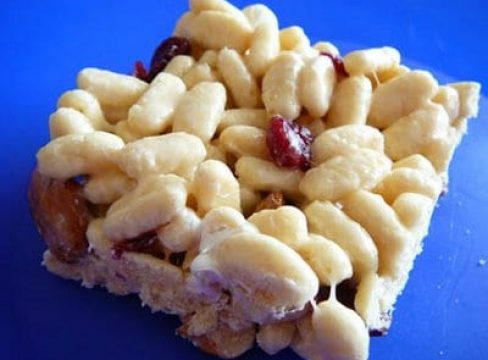 Featured Image for post Pumped Up Krispy Treats