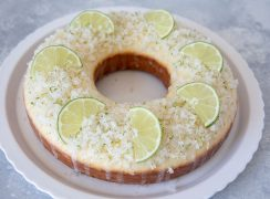 Featured image of Coconut Lime Coffee Cake