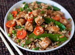 Kung Pao Chicken – this restaurant favorite is easy and healthier made at home.