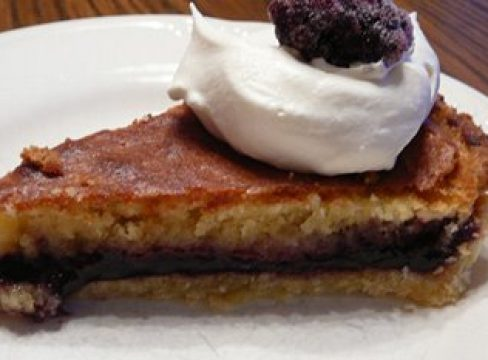Featured Image for post Daring Bakers Bakewell Tart