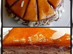 Featured Image for post Daring Bakers Dobos Torta