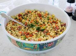 Featured Image for post How To Make Perfect Pasta Salad