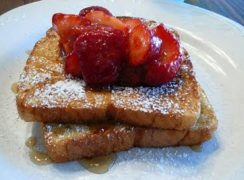 Featured Image for post Strawberry Topping and Maple Syrup