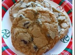 Featured Image for post Alice's Best EVER Chocolate Chip Cookie