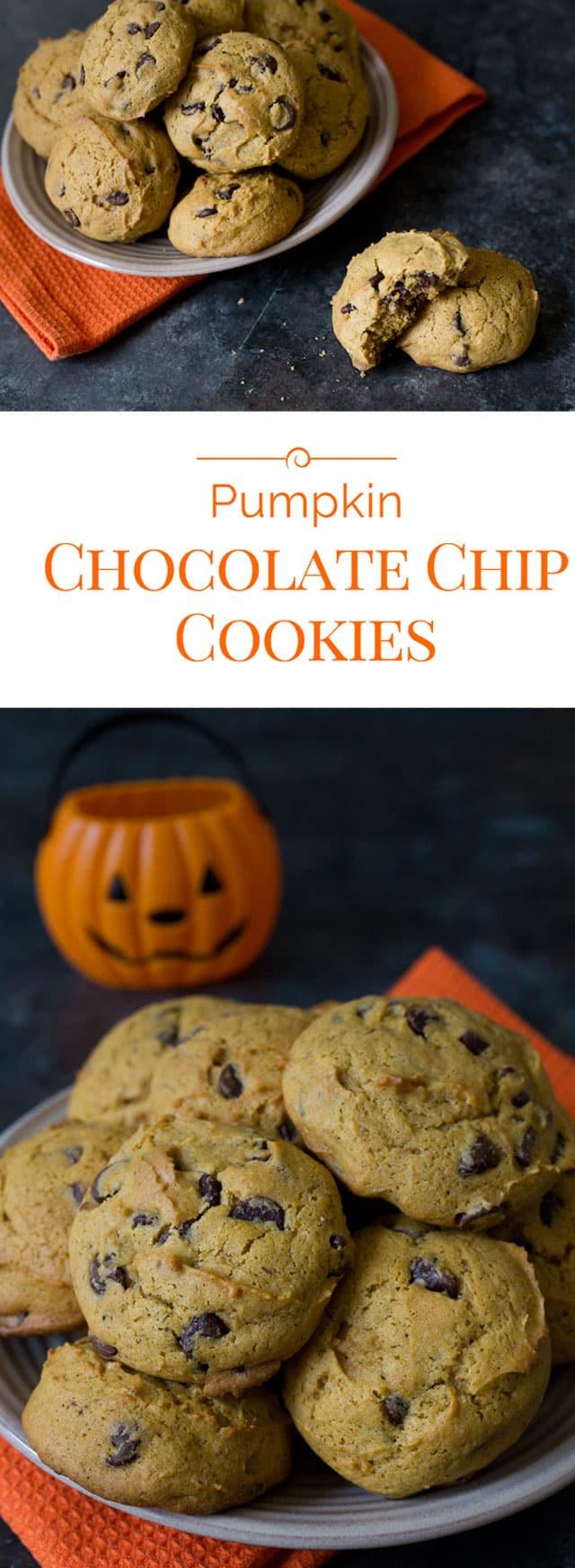 Pumpkin-Chocolate-Chip-Cookies-Collage-Barbara-Bakes