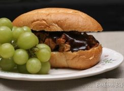 Featured Image for post Barbecue Chicken Sandwich
