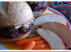 Featured Image for post Green Chile and Cream Cheese Burgers
