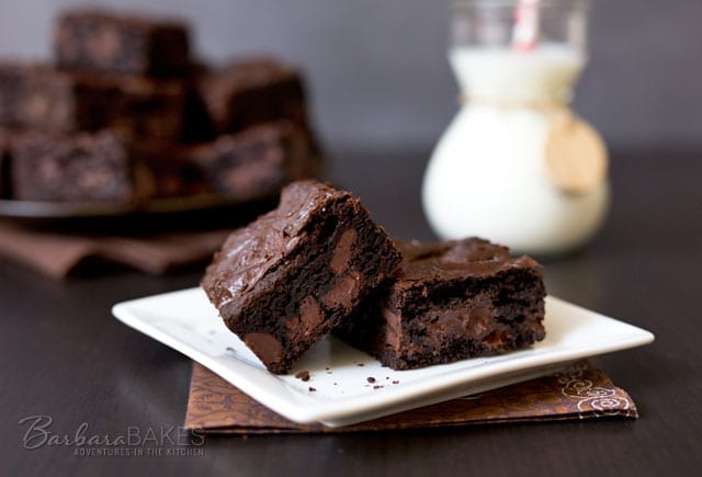 Featured Image for post King Arthur Flour Fudge Brownies