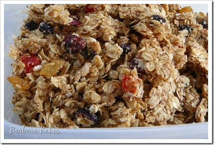 Featured Image for post Tropical Granola
