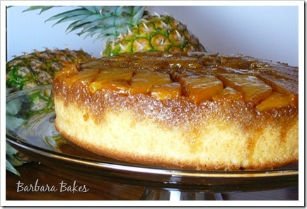 Featured Image for post Pineapple Upside-Down Cake
