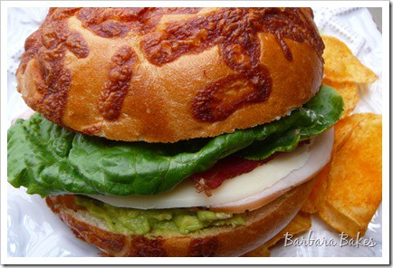 Featured Image for post California Club Sandwich and Awards