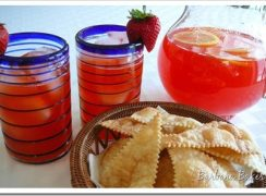 Featured Image for post, Strawberry Lemonade, Cinnamon Chips and NOVICA Giveaway