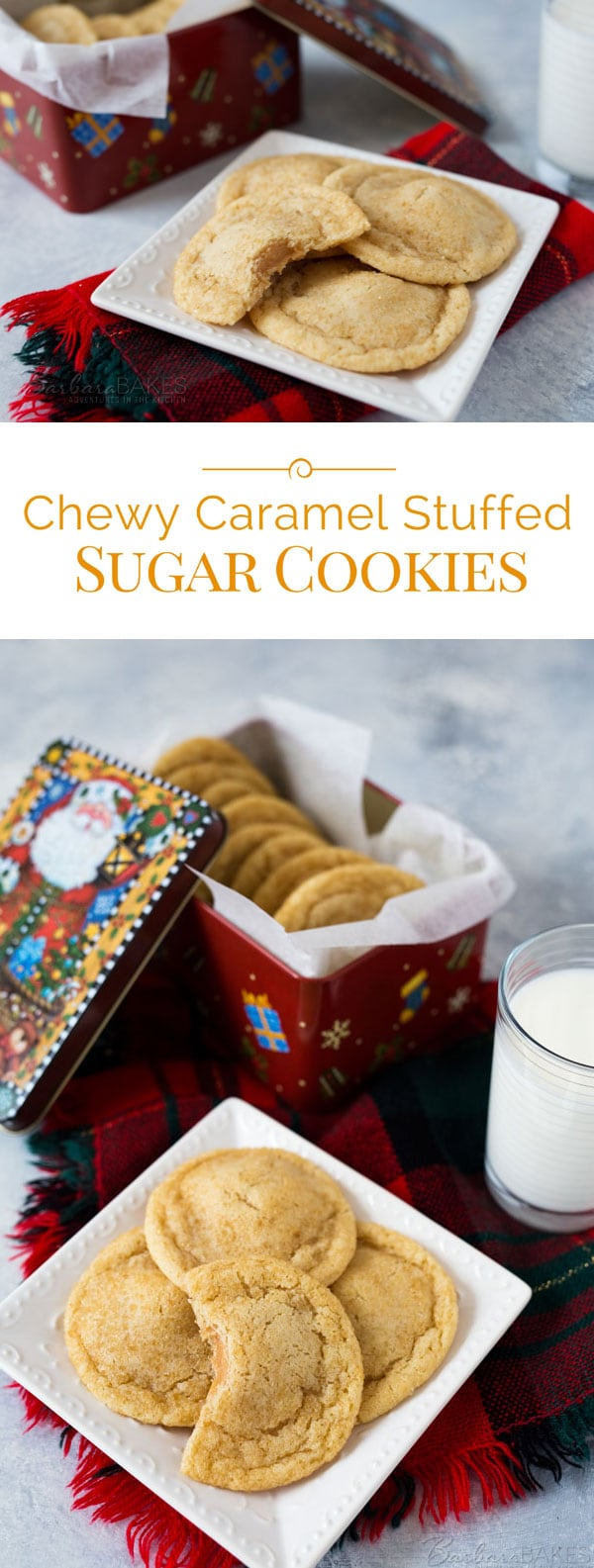 Chewy-Caramel-Stuffed-Sugar-Cookies-Collage-Barbara-Bakes