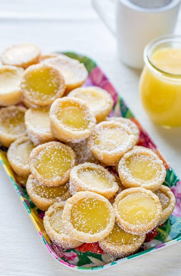 Lemon-Bar-Cookie-Cups-Dessert
