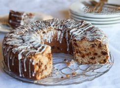 Snickerdoodle Coffee Cake | Barbara Bakes