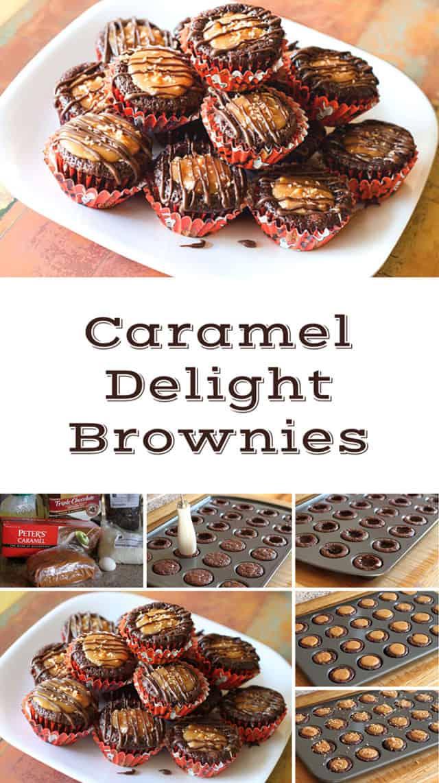 Caramel-Delight-Brownie-Bites-Collage-2-Barbara-Bakes