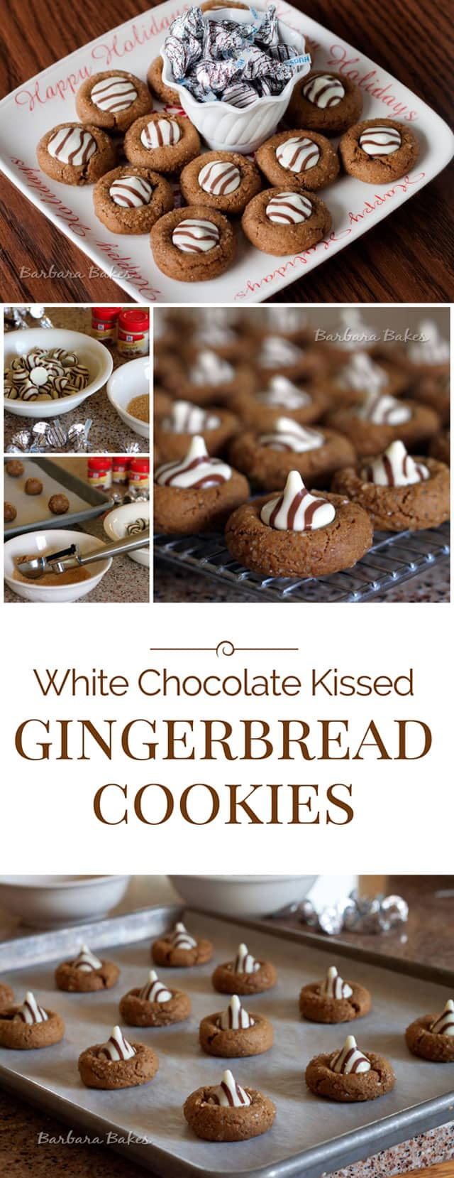 White-Chocolate-Kissed-Gingerbread-Cookies-Collage-2-Barbara-Bakes