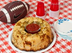 Featured Image for post Easy Pizza Monkey Bread