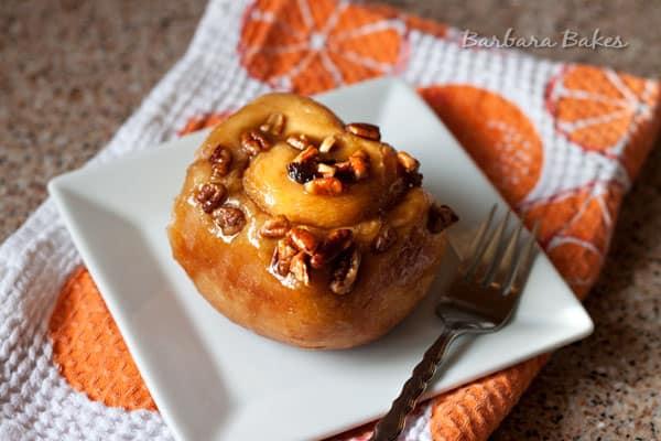 Featured Image for post Orange Cranberry Honey Stick Buns