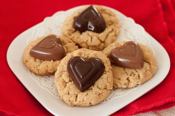 Featured Image for post Valentine Trifecta Cookies