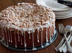 Featured Image for post Cranberry Sweet Potato Crumb Cake