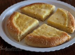 Featured Image for post Gâteau à la Crème: a French Brioche Pastry with Lemon Cream Filling