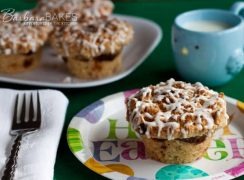 Featured Image for post Simply Sinful Cinnamon Muffins