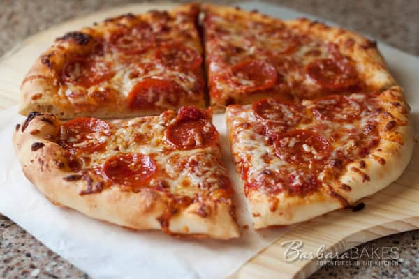 All-American Pizza and Homemade Pizza Sauce