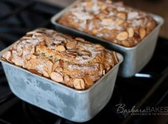 Featured Image for post Cardamom-Orange Coffee Cake Loaf