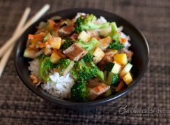 Featured Image for post Pork Teriyaki Rice Bowl (Rumbi Bowls)