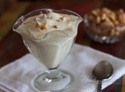 Caramel Cashew Milkshake - Barbara Bakes