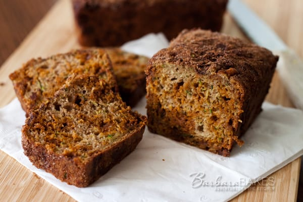 Featured Image for post Cinnamon Chip Zucchini Bread