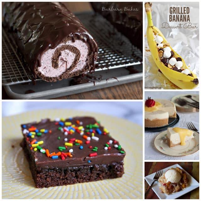 Labor-Day-Dessert-Roundup Collage