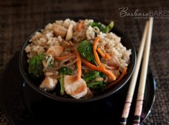 Featured Image for post Szechwan Chicken Stir Fry