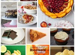 Collage of Favorite Blogger Recipes @BarbaraBakes