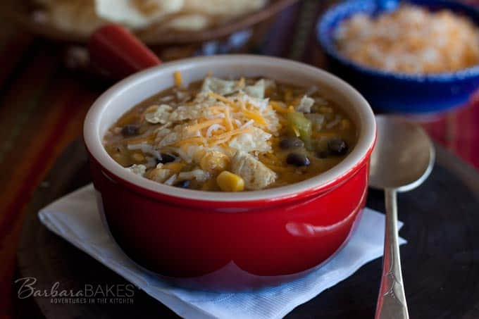 Southwestern Turkey Chili Mix An Inspired Retreat And A Giveaway Barbara Bakes