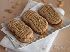 Featured Image for post Homemade Nutter Butter Cookies