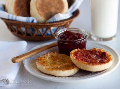 Featured Image for post Overnight English Muffins